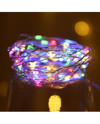 Cell Battery Powered Copper LED Fairy Lights