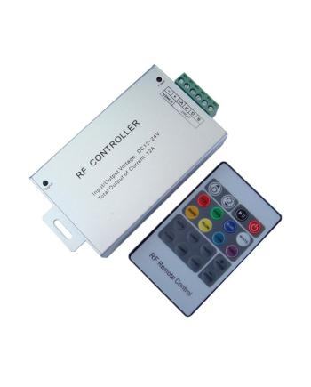 RF RGB LED Controller With 20Keys Remote