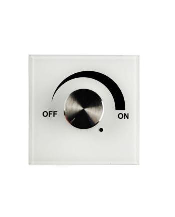 0-10V Knob Wall Panel LED Dimmer