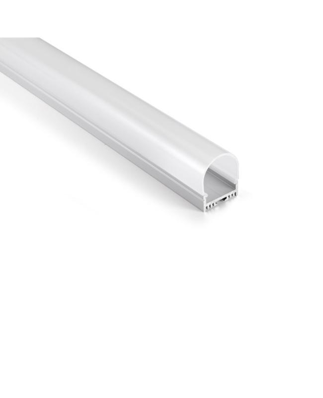 Milky LED Strip Diffuser Profile