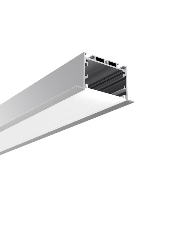 Recessed Aluminium LED Profile