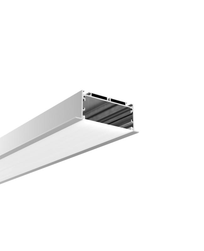3 inches Recessed LED Strip Lighting Channel
