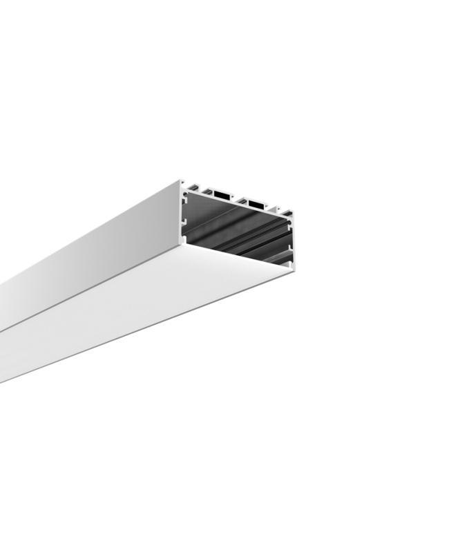 Pendant & Surface Mounted Light Aluminium Profile
