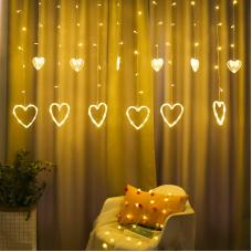Love Heart Sytle LED Christmas String Lights
