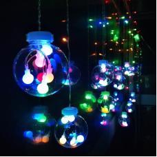 Wishing Ball LED Christmas Lights