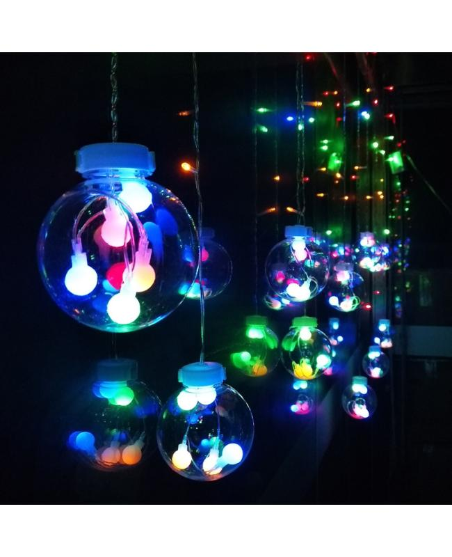Led Christmas Light.Wishing Ball Led Christmas Lights