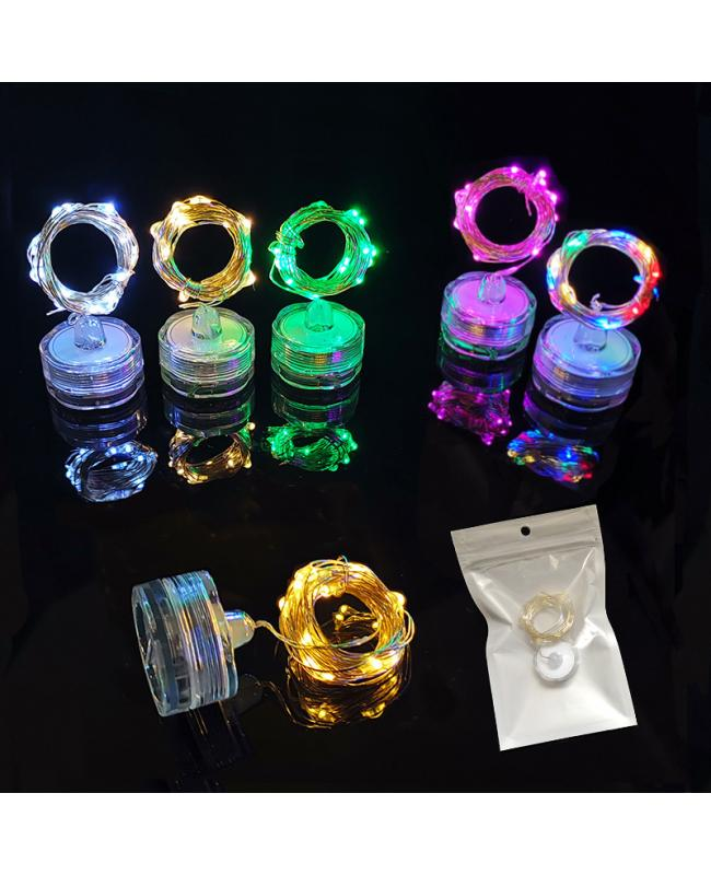 LED Copper Fairy Lights 10LEDs/1M
