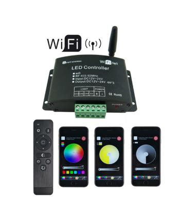 LED Wifi Controller With Remote