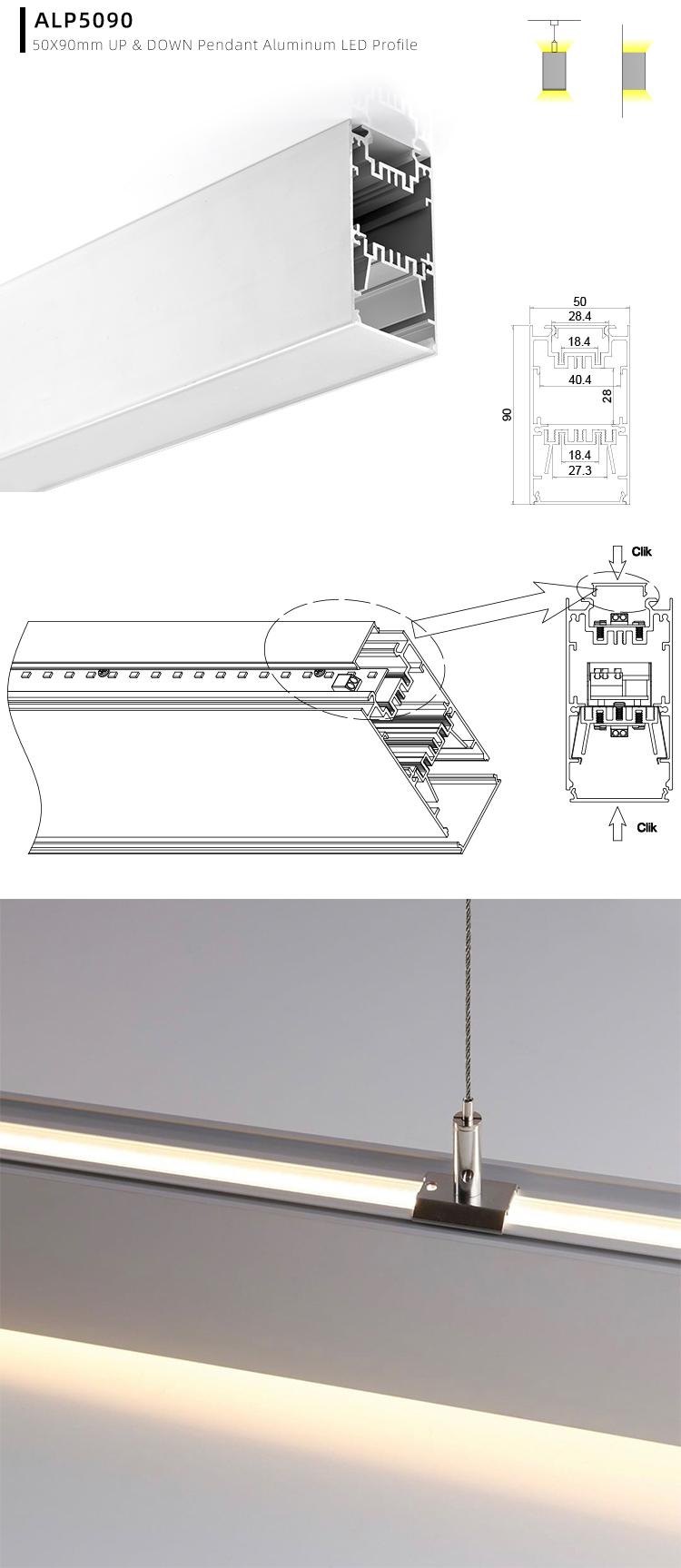 LED Alu Profiles