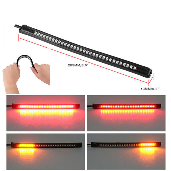 led auto strip light